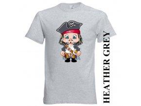bavlněné-dětské-tričko-šedé-potisk-captain_jack