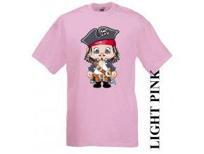 dětské-tričko-růžové-motiv-pirát-jack