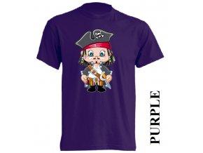 levné-dětské_tričko-fialové-pirát-jack
