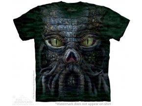 hororové tričko