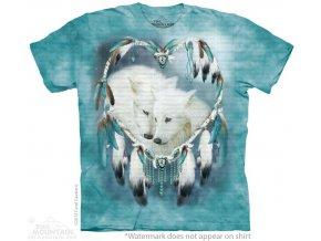 tričko-vlk-indiánské-srdce-potisk-amulet