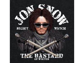 Nažehlovací transferový obrázek Jon Snow Hra o trůny