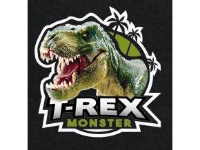 Nažehlovací transferový obrázek pro potisk textilu dinosaurus
