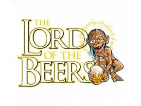 Nažehlovací transfer obrázek pán piva