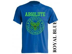 levné-tričko-modré-potisk-Spojené státy-znak_USA