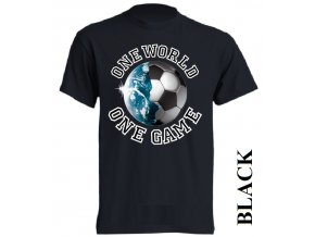 levné-tričko-černé-potisk-fotbalový_míč-zeměkoule