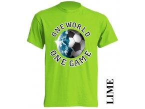 levné-tričko-limetkové-potisk-fotbalový_míč-zeměkoule