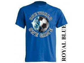 levné-tričko-modré-potisk-fotbalový_míč-zeměkoule