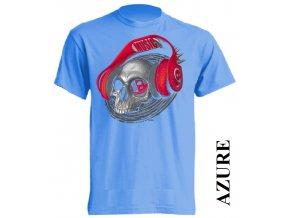 3d-tricko-azurove-modre-lebka-sluchatka