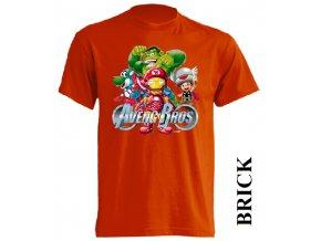 3d-tricko-Avengers-cihlove-cervene