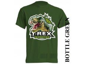 detske-tricko-monster-dinosaurus-zelene