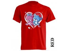 detske-tricko-srdce-cervene