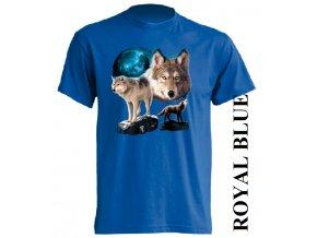 levne-tricko-modre-vlci-skála