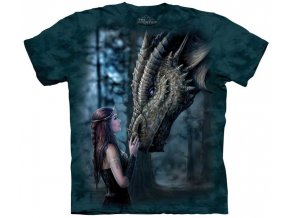 tričko-drak-princezna-bavlněné-potisk-batikované