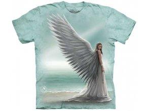 tričko-anděl-gotické-potisk-batikované-mountain