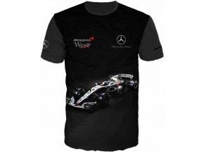 tricko formule 1 McLaren