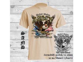 Sluneční tričko US Army