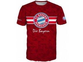 tricko Bayern Mnichov