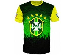 fotbalove tricko Brazilie