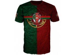 fotbalove tricko Portugalsko