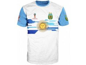 fotbalove tricko Argentina