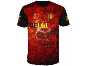 fotbalove tricko Belgie