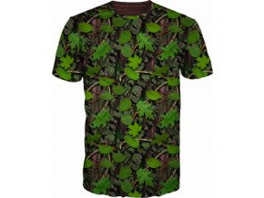 maskacove lesni zelene tricko
