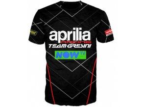 tricko motorka aprilia racing