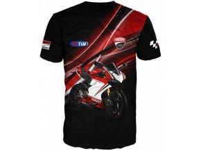 tricko motorka Ducati