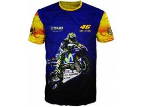 tricko motorka Yamaha Valentino Rossi