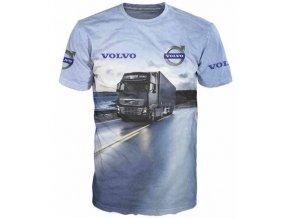 tricko kamion Volvo