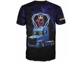 tricko tahac Scania