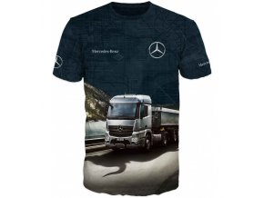 tricko kamion Mercedes