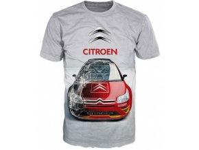 tricko auto Citroen