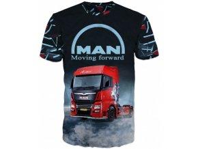 truck tricko kamion Man