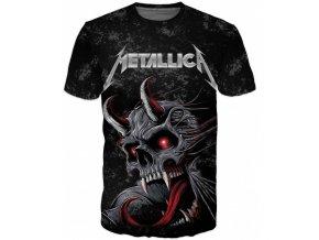 tricko Metallica