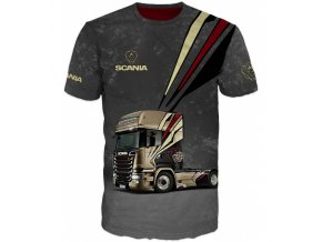 truck tricko kamion Scania