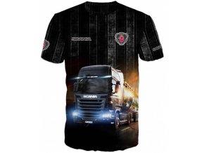 tricko truck Scania