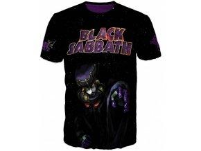 tricko Black Sabbath