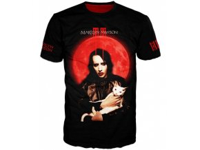 tricko Marilyn Manson