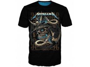 heavymetal tricko Metallica