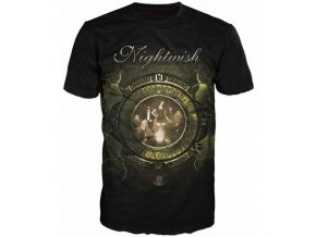 cerne tricko Nightwish