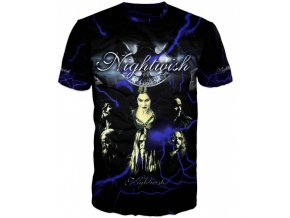 modre tricko Nightwish
