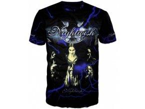 modre tricko Nightwish