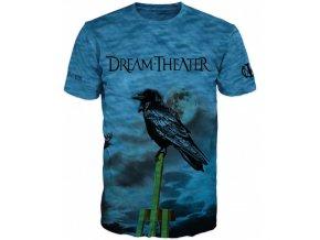 modre tricko Dream Theater