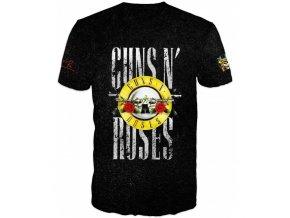tricko Guns n Roses