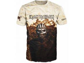 tricko Iron Maiden