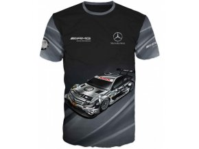 tricko auto Mercedes