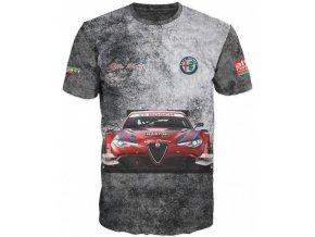 tricko auto Alfa Romeo