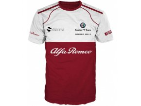 tricko Alfa Romeo